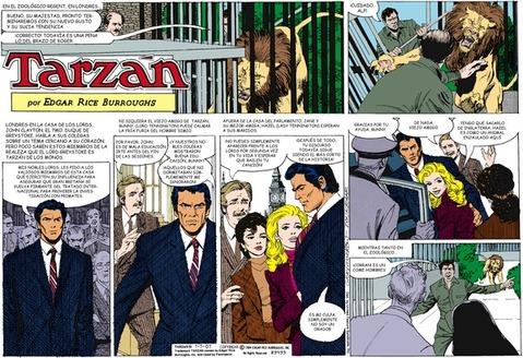 Tarzán en Español sample