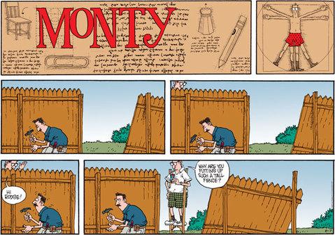 Monty sample