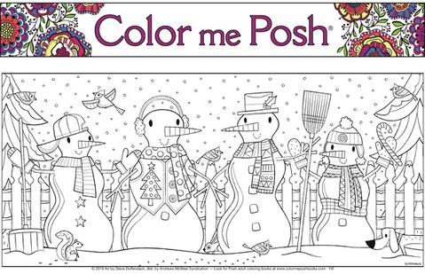 Color Me Posh sample