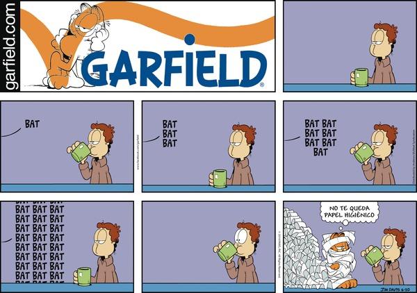 Garfield en Español